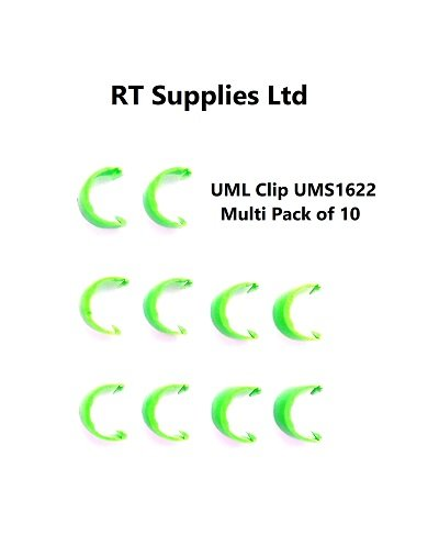 UML Curved Clip Multi Pack