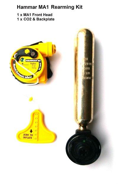 Hammar MA1 Rearming Kit