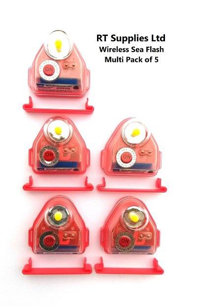 wireless UML Sea Flash Multi Pack 5