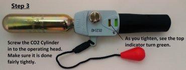 Pro Sensor Auto Inflator
