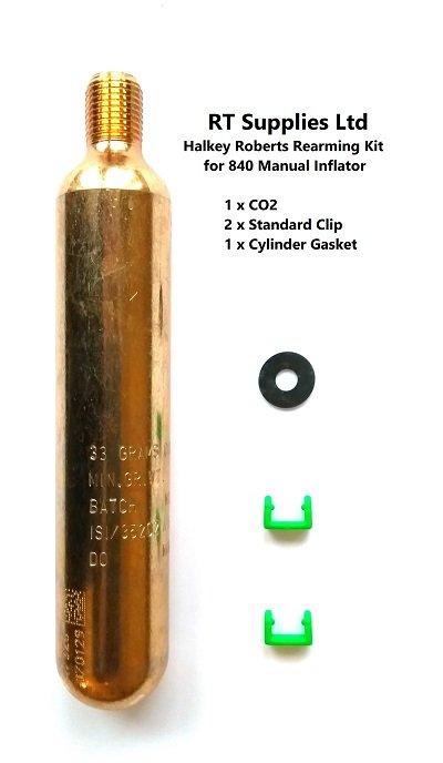 Halkey Roberts Manual Rearming Kit