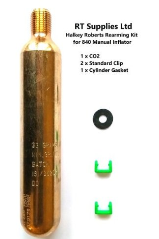 Halkey Roberts Manual Rearming Kit