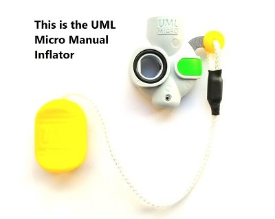 United Moulders Micro Manual Inflator