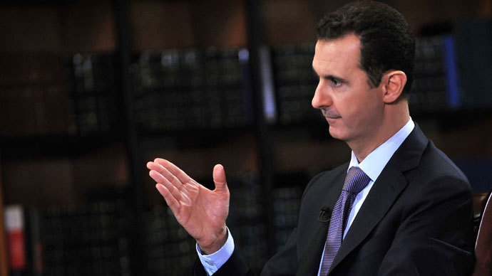 Syrian President Bashar al-Assad.(AFP Photo / SANA)