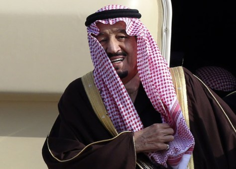 Saudi King Salman (Reuters/Yuya Shino)