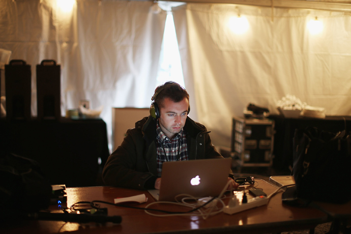 Michael Hastings (Chip Somodevilla / Getty Images / AFP)