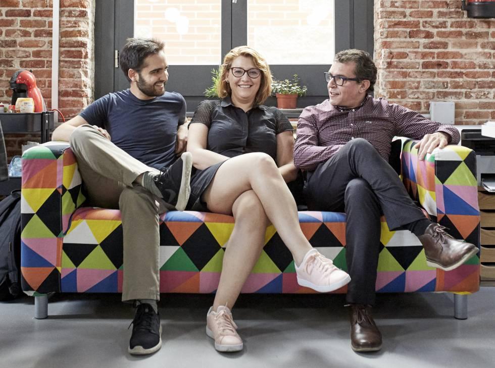 'Startups' tejidas entre tapices