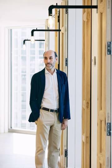 José Luis Sancho, director general de Accenture Digital