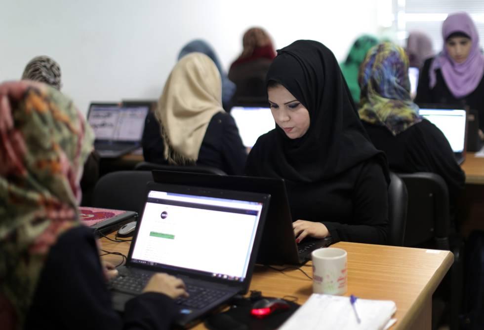 Palestina, los territorios ocupados capaces de crear 'startups'