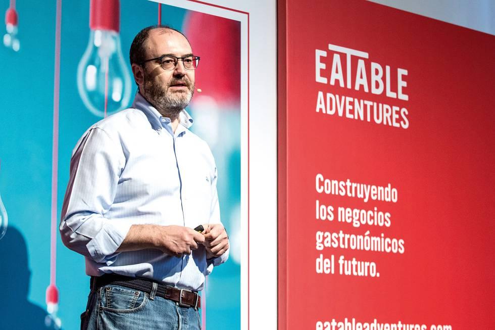 José Luis Cabañero, de Eatable Adventures.