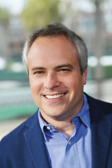 Brad Stone, autor de 'Lo que viene'.