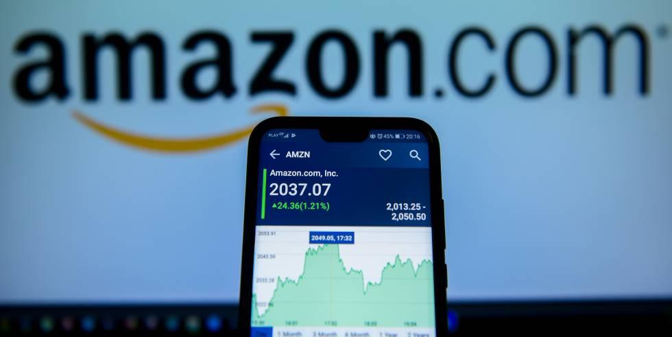 Así construye Amazon, paso a paso, un banco a su medida