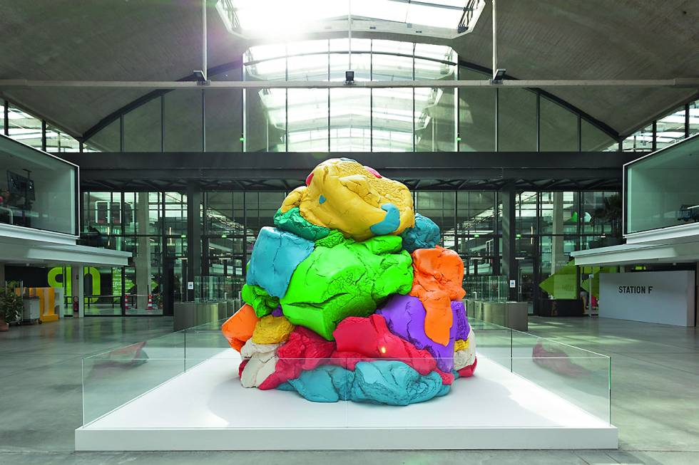 Play-Doh, de Jeff Koons