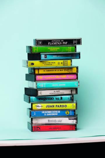 Las cintas de casete pasan de la gasolinera a la Biblioteca Nacional