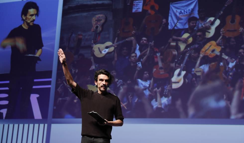 Ave, Jaime García Cantero