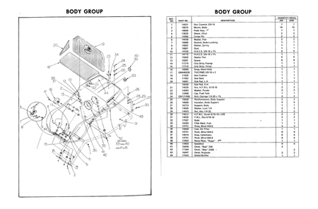 Rupp Ruppster Parts Manual