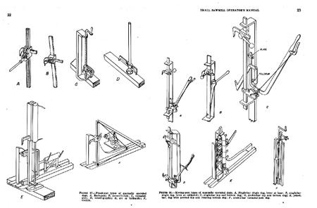 Small Sawmill Operators Manual for Circular Sawmills