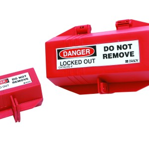 Lockout Devices for Plug Connections - Large