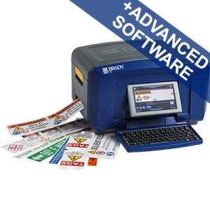 BBP35 Multicolour Sign & Label Printer