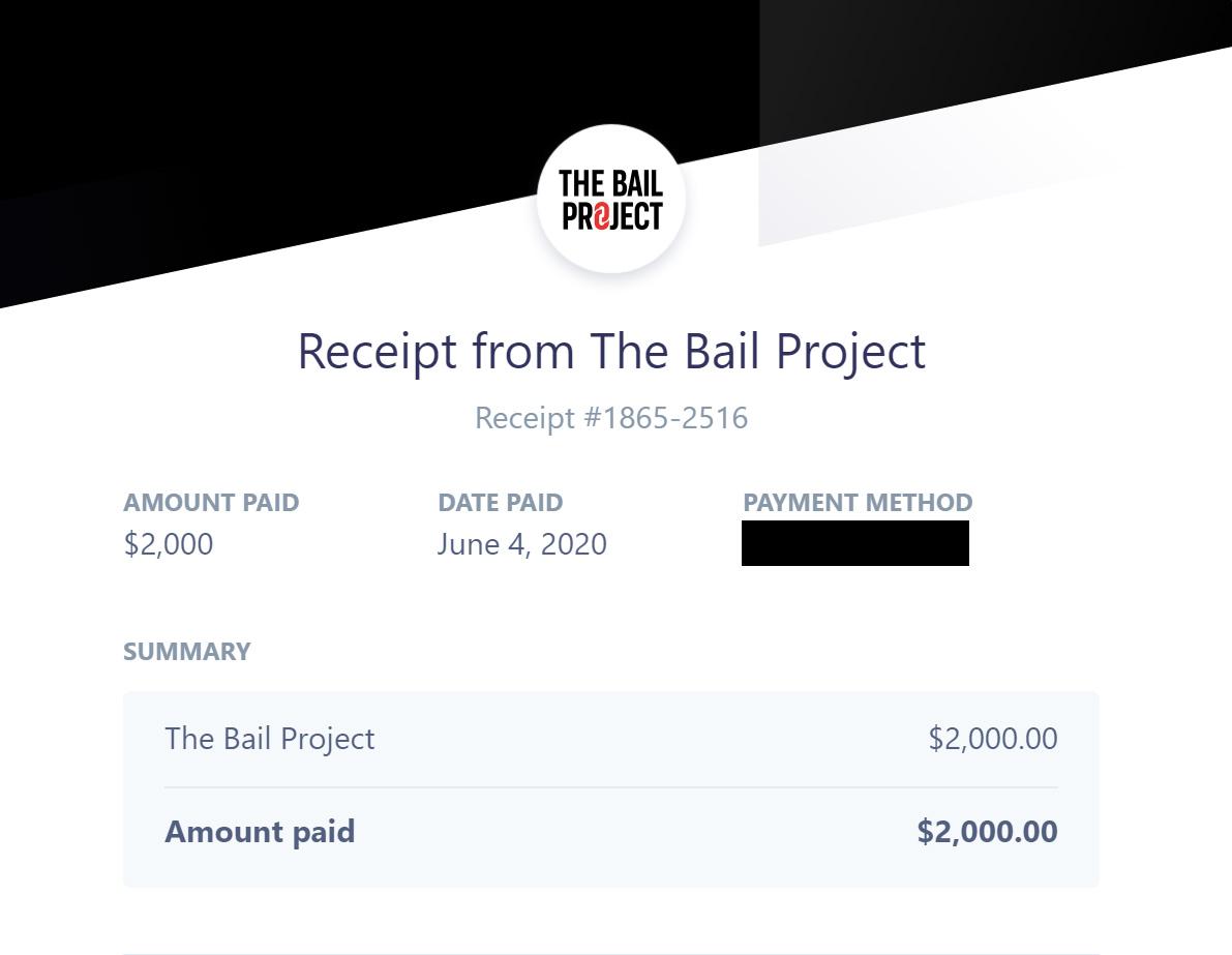 BailProjectReceipt