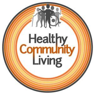 Healthy Community Living logo
