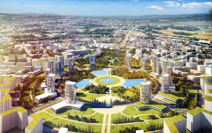 Правительством рассмотрен проект Комплексного плана развития города Шымкент до 2023 года