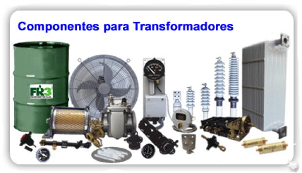 Componentes Eléctricos de alta tensión
