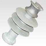 Aislador de porcelana de retenida 2R, 3R y 4R. (Aislador piña).