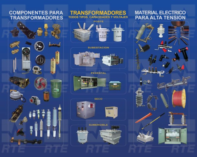 RTE de Mexico - Division Transformadores