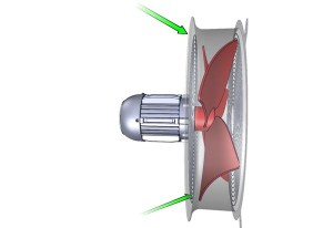 Ventiladores Para Transformadores 2