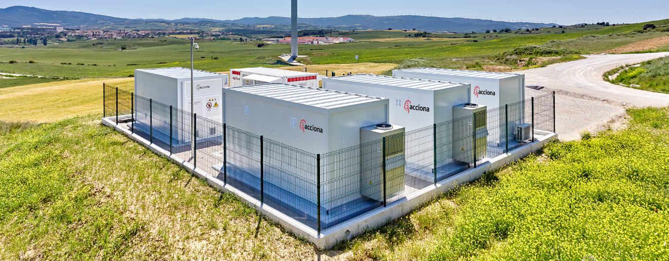 Almacenamiento De Energía Fotovoltaica