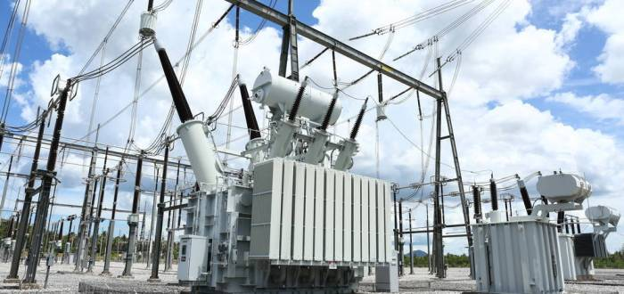 subestaciones electricas