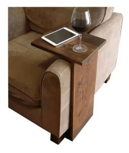 Mesa Plegable De Madera Personal Para Casa