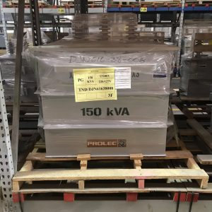 Transformador Prolec 150 Kva Poste Trifásico 13200 220/127
