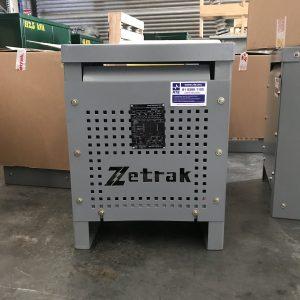 Transformador Zetrak 10 Kva Tipo Seco Trifásico 440v 220/127