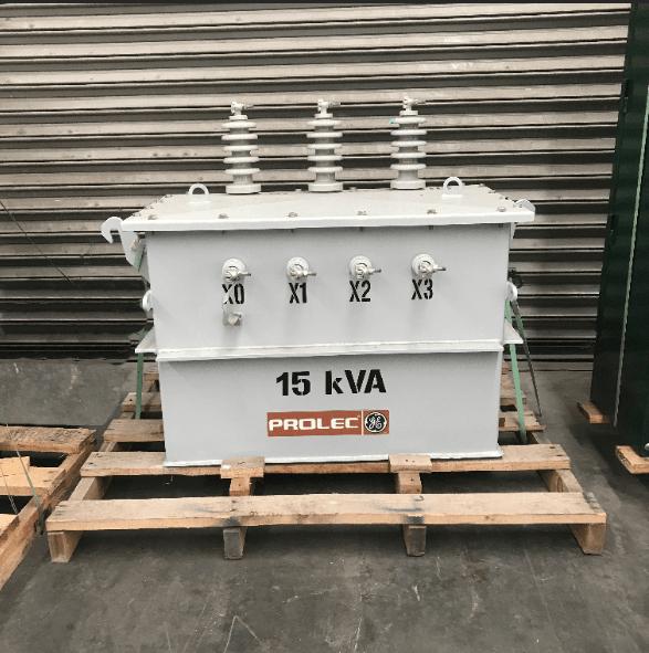 transformador 15 kva