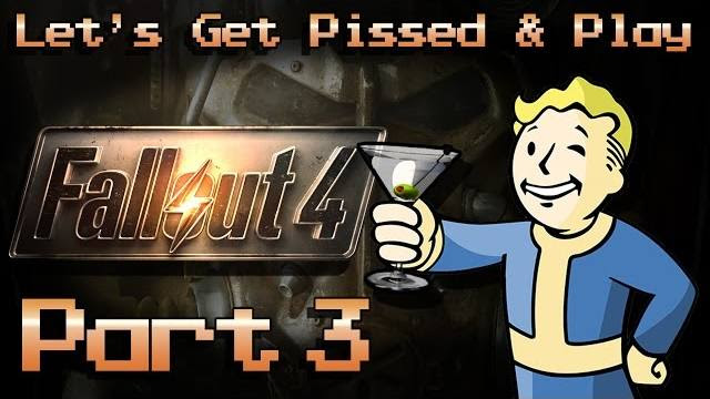LGP&P Fallout 4 Pt. 3: Rules of Zombie
