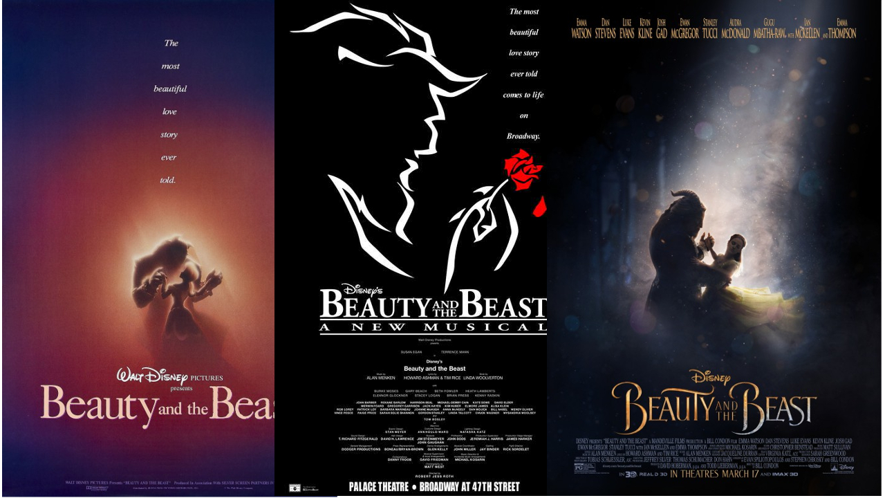 Know the Score: Beauty and the Beast–From Screen to Stage to Screen Again