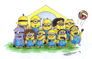 BrazilMinion