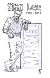 Stan Lee 1922-2018 small