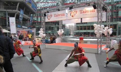 Taiwan präsentiert sich vor der ITB im Sony-Center