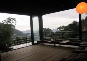 Ruhe- und Meditationsraum im Shi-Yang Teehaus