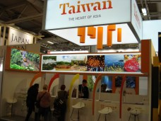 Taiwan-Stand (Foto: Frank Dombrowski)