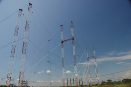 Les antennes de Huwei