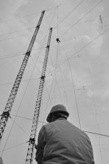Propulsé au sommet, l'ingénieur va devoir refaire les joints défectueux