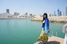 Daphnée à Bahreïn