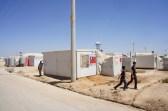 Camp de réfugiés syriens en Jordanie