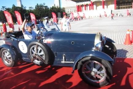 Bugatti T43GS de 1928