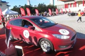 Mention spéciale aux pilotes dont le bijou n'a pu rallier la ligne d'arrivée mais qui ont bouclé le parcours grâce aux voitures de substitution fournies par le sponsor de l'événement: ford -focus