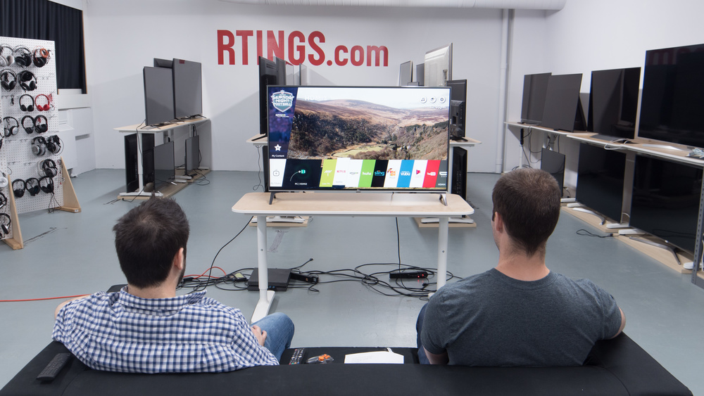 The 4 Best 484950 inch TVs  Spring 2018 Reviews